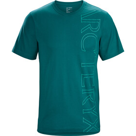 Arc'teryx Macro Camiseta Manga Corta Hombre, paradigm